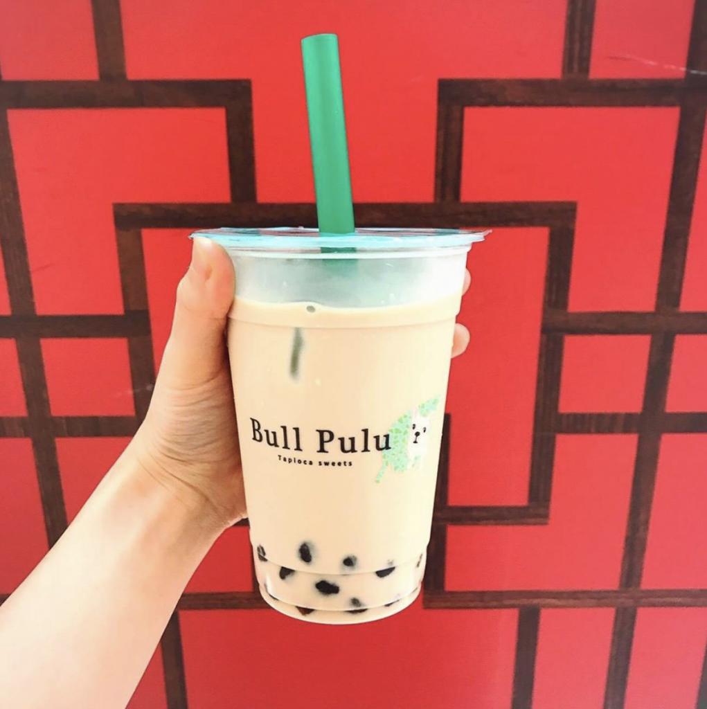 Bull Pulu二子玉川東急フードショー店 烏龍茶ミルクティー発売開始